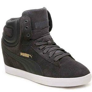 PUMA Vikky Wedge Sneaker